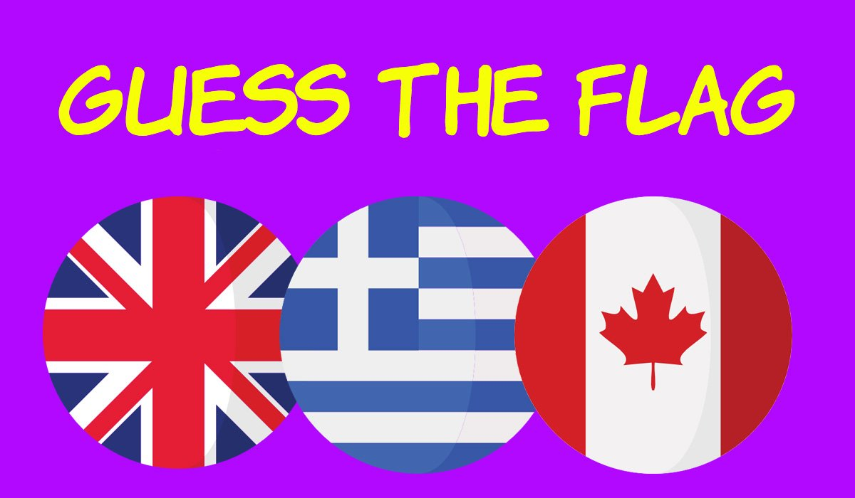 Guess the Flag Think more Quizzes